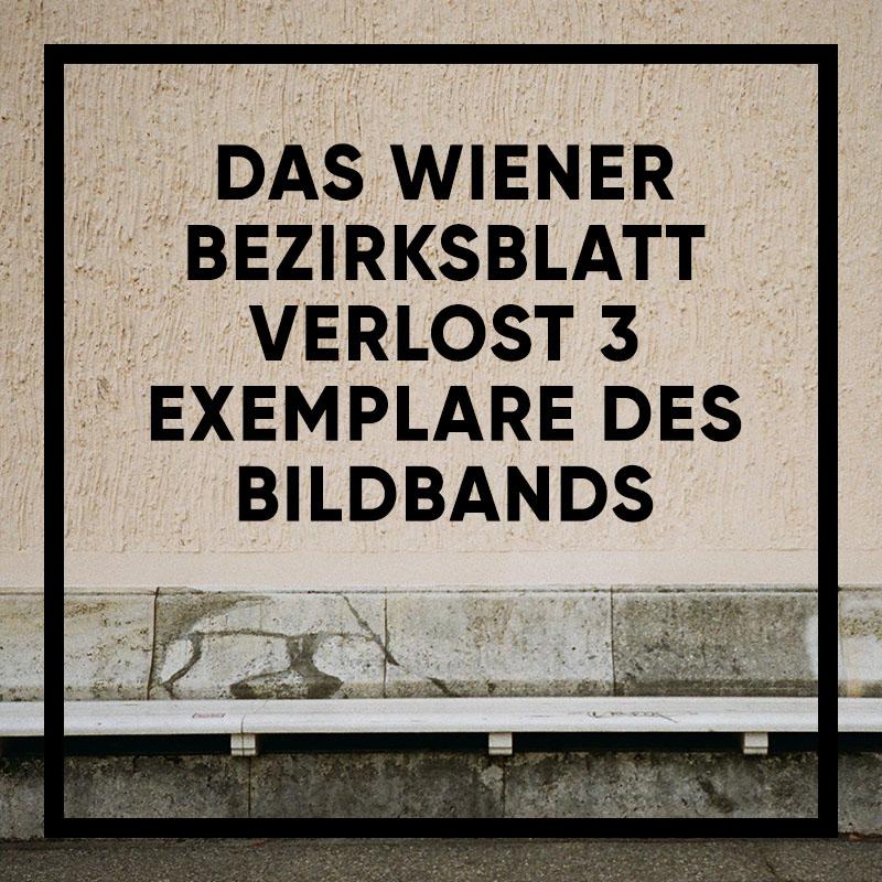 Wien Buch - Gewinnspiel - Lichterwaldt - Facebook - Glanz Wien