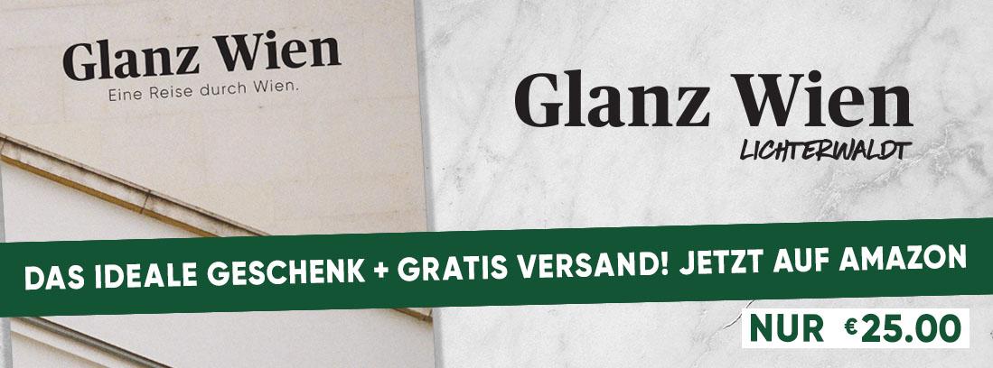 Wien Buch – Verkauf – Lichterwaldt – Amazon - Glanz Wien